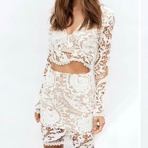 Lace Mia Set by Sabo Skirt